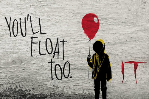 Image for It Poster - You'll Float Too