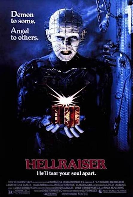 Image for Hellraiser Poster
