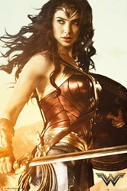 Image for Wonder Woman Movie Poster