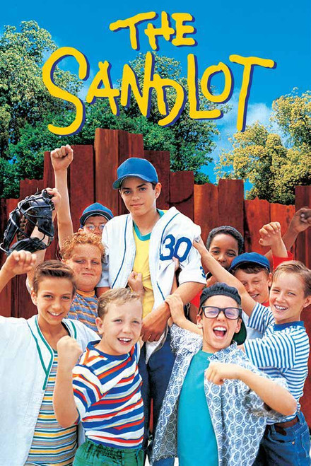 Image for The Sandlot Poster - Fists