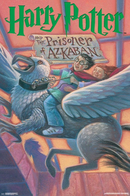 Image for Harry Potter Poster - The Prisoner of Azkaban