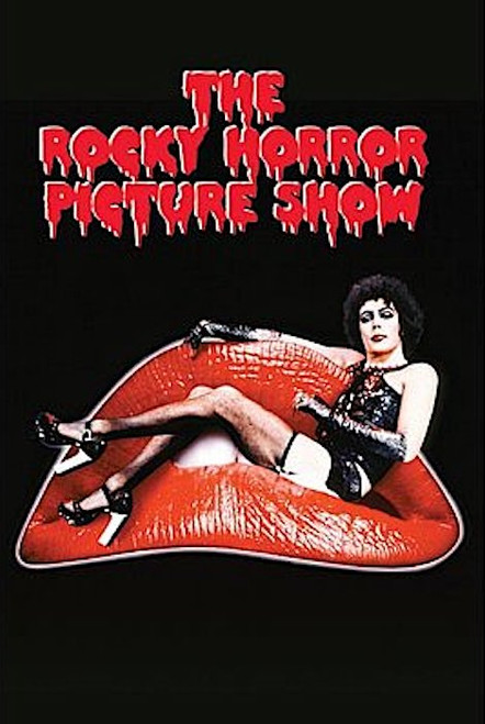 Image for Rocky Horror Picture Show Poster - Lips