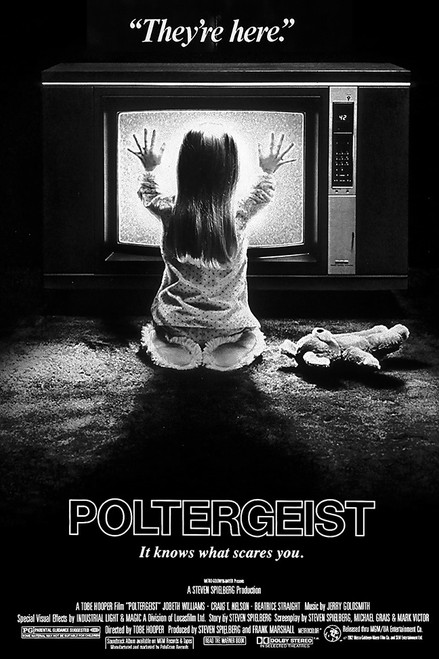Image for Poltergeist One Sheet Poster