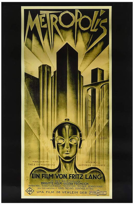 Image for Metropolis One Sheet Poster
