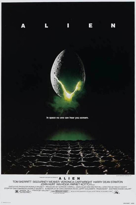 Image for Alien One Sheet Poster