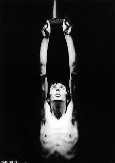 Image for Bauhaus Poster - Peter Murphy 1980