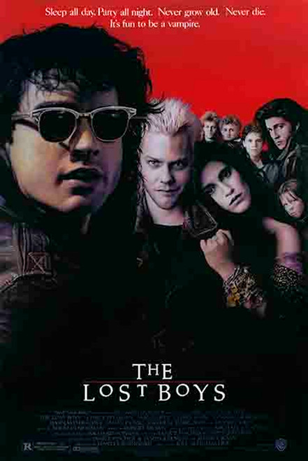 Image for Lost Boys Poster - Sleep All Day