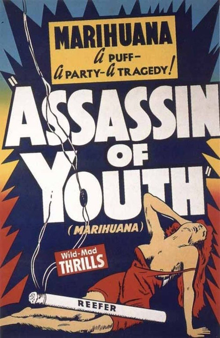 Image for Marihuana Assassin of Youth Poster