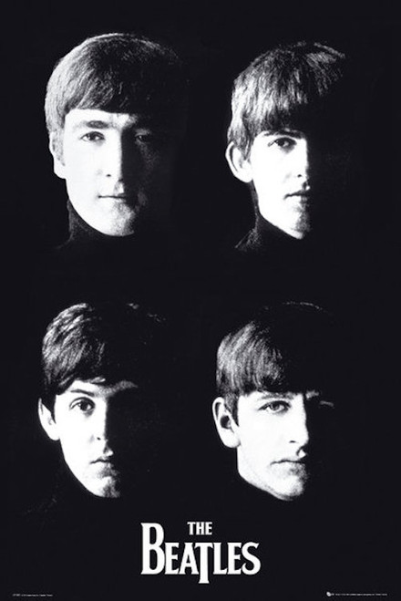 Image for The Beatles Poster - Meet