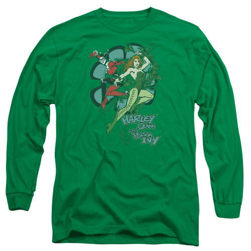 Image for Harley Quinn Long Sleeve T-Shirt - Harley and Ivy