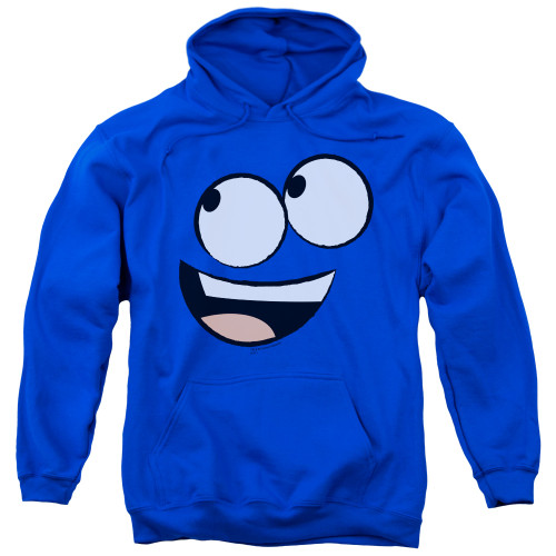 Image for Fosters Home for Imaginary Friends Hoodie - Blue Face