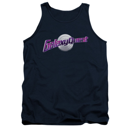Image for Galaxy Quest Tank Top - Logo