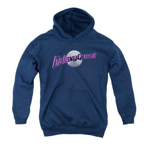 Image for Galaxy Quest Youth Hoodie - Logo