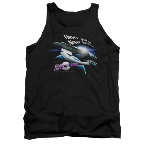 Image for Galaxy Quest Tank Top - Never Surrender
