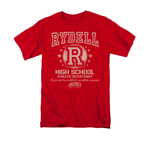 Image for Grease T-Shirt - Rydell High