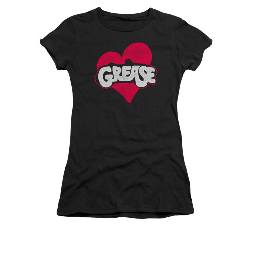 Image for Grease Girls T-Shirt - Heart