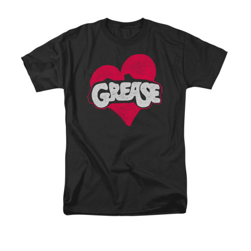 Image for Grease T-Shirt - Heart