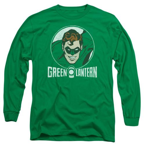 Image for Green Lantern Long Sleeve T-Shirt - Lantern Circle