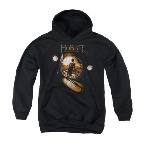 Image for The Hobbit Youth Hoodie - Hobbit Hole