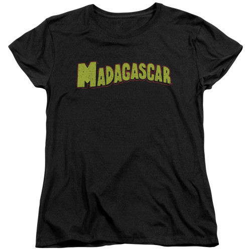 Image for Madagascar Woman's T-Shirt - Logo