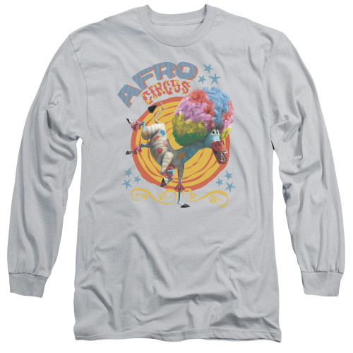Image for Madagascar Long Sleeve T-Shirt - Afro Circus