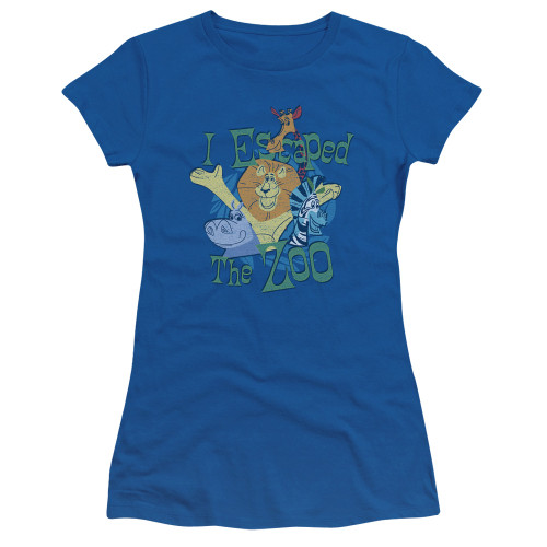Image for Madagascar Girls T-Shirt - Escaped