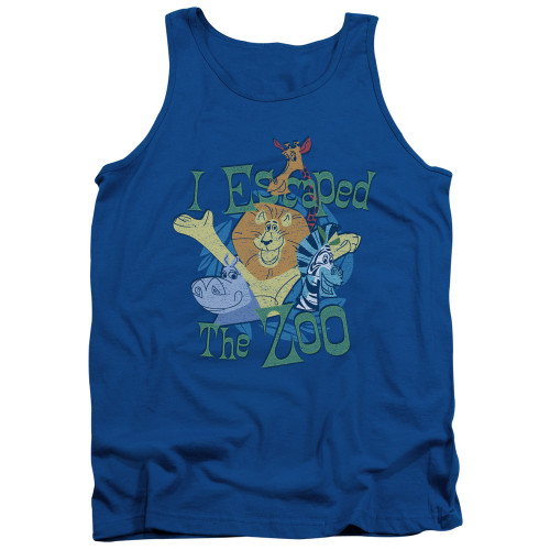 Image for Madagascar Tank Top - Escaped