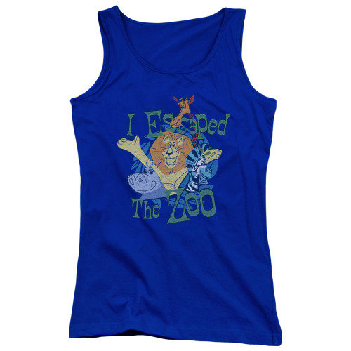Image for Madagascar Girls Tank Top - Escaped