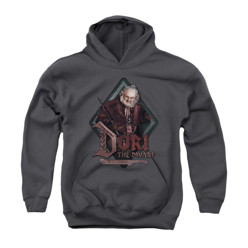 Image for The Hobbit Youth Hoodie - Dori