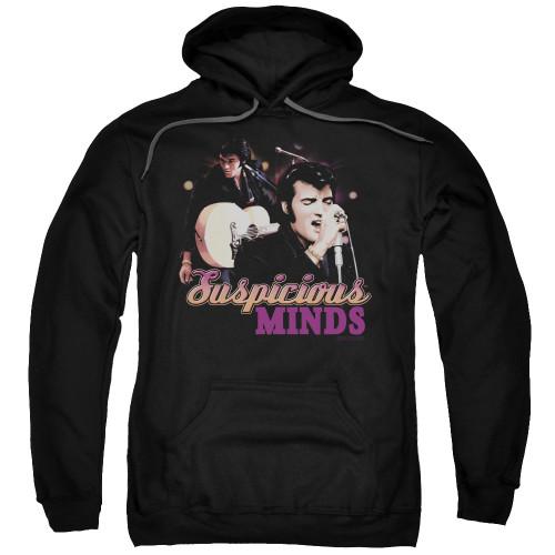 Image for Elvis Presley Hoodie - Suspicious Minds
