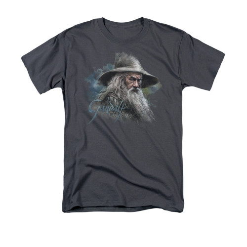 Image for The Hobbit T-Shirt - Gandalf the Grey