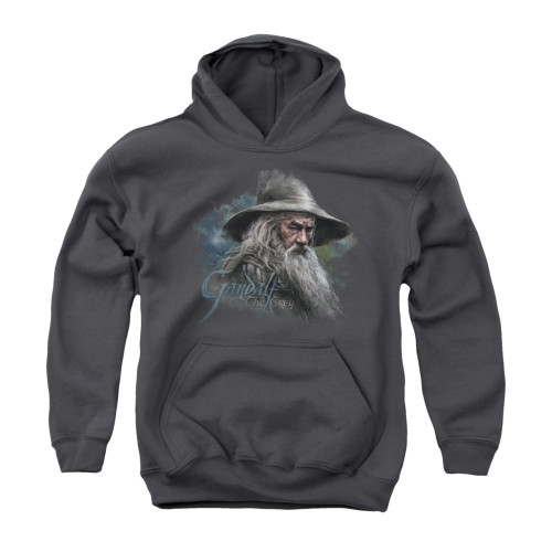 Image for The Hobbit Youth Hoodie - Gandalf the Grey