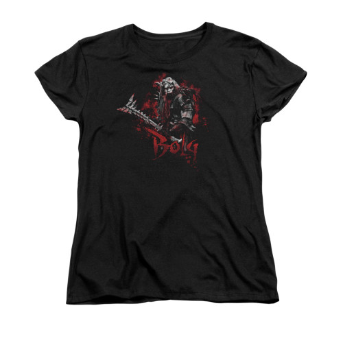 Image for The Hobbit Woman's T-Shirt - Bolg
