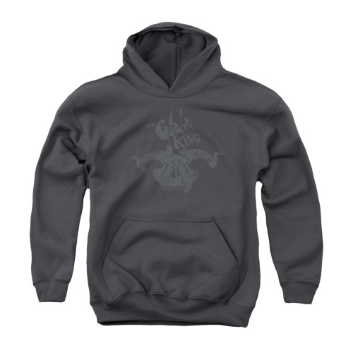 Image for The Hobbit Youth Hoodie - Goblin King Symbol