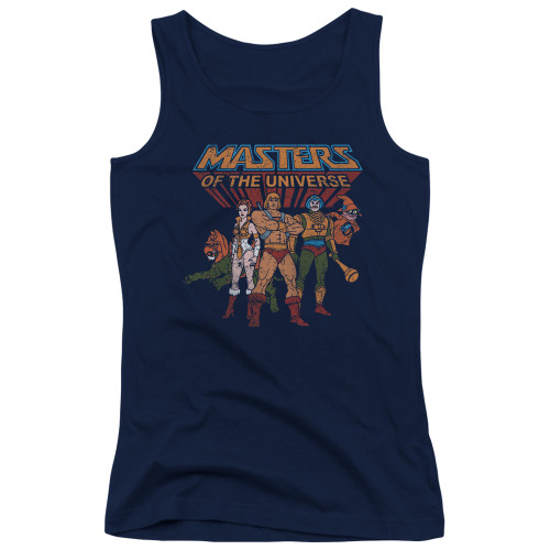 Image for Masters of the Universe Girls Tank Top - Team of Heroes