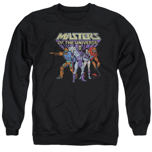 Image for Masters of the Universe Crewneck - Team of Villains