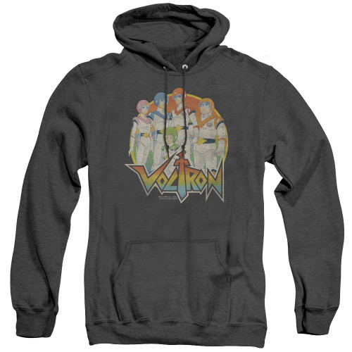 Image for Voltron Heather Hoodie - Group