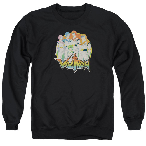 Image for Voltron Crewneck - Group