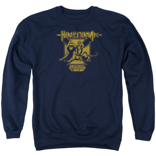 Image for Masters of the Universe Crewneck - Hero of Eternia