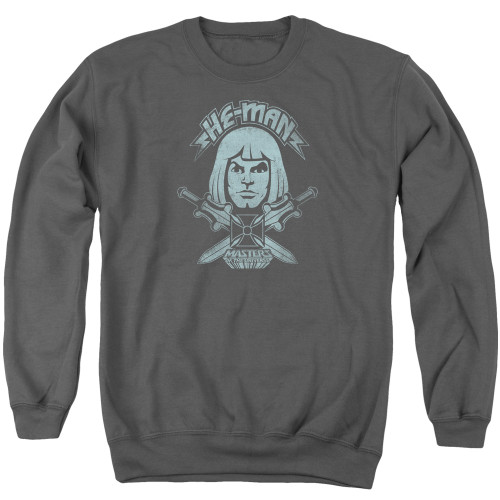 Image for Masters of the Universe Crewneck - He Man