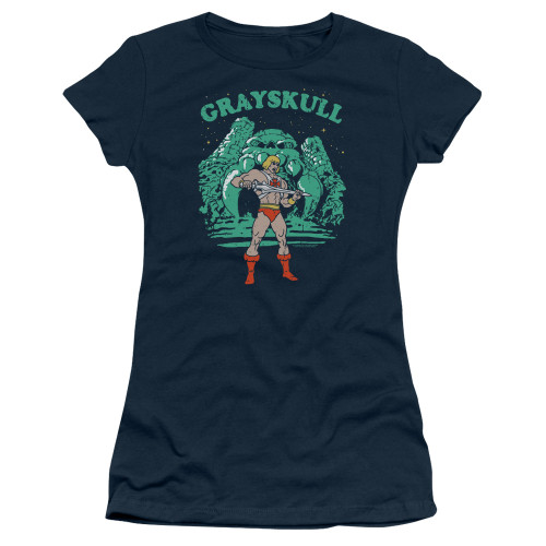 Image for Masters of the Universe Girls T-Shirt - Grayskull Nights