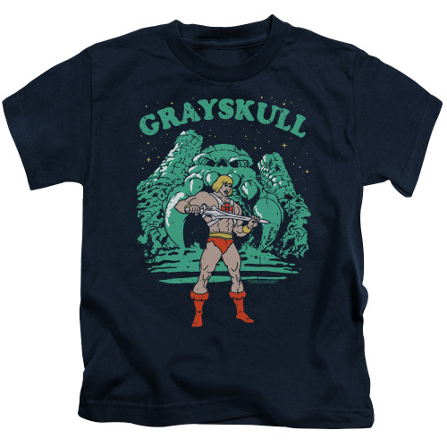 Image for Masters of the Universe Kids T-Shirt - Grayskull Nights