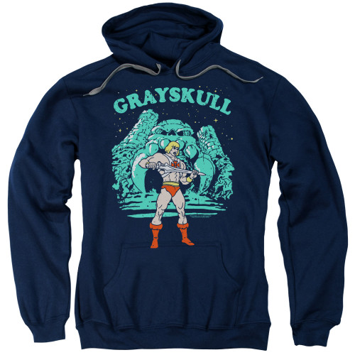 Image for Masters of the Universe Hoodie - Grayskull Nights