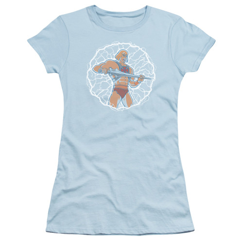 Image for Masters of the Universe Girls T-Shirt - Lightning Power