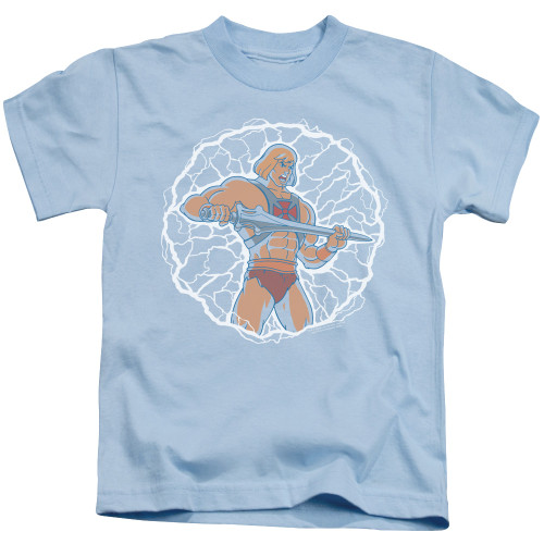 Image for Masters of the Universe Kids T-Shirt - Lightning Power