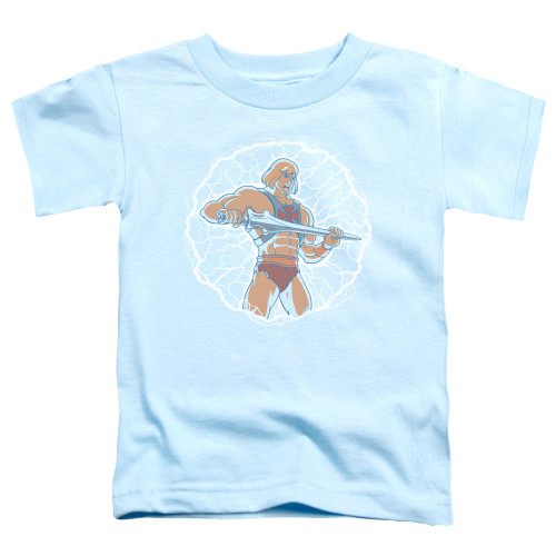 Image for Masters of the Universe Toddler T-Shirt - Lightning Power