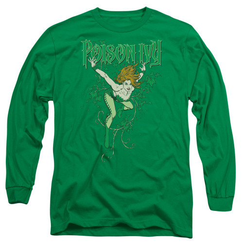 Image for Poison Ivy Long Sleeve T-Shirt - Poison Ivy