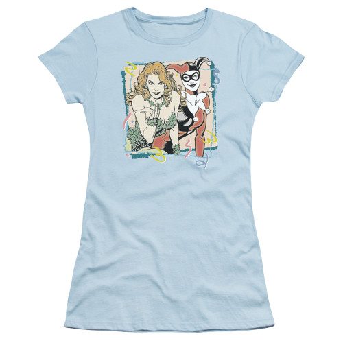 Image for Poison Ivy Girls T-Shirt - Totally Harley & Ivy