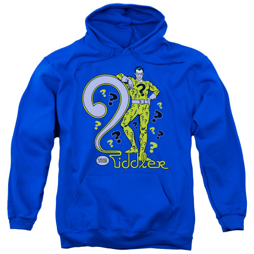 Image for Riddler Hoodie - The Riddler