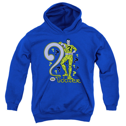 Image for Riddler Youth Hoodie - The Riddler